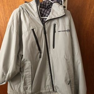 Free Country Jacket large